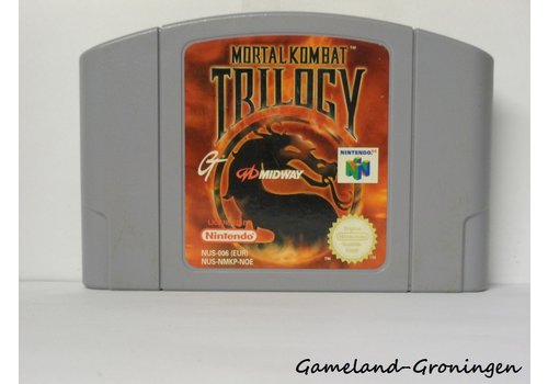Mortal Kombat Trilogy (NOE)