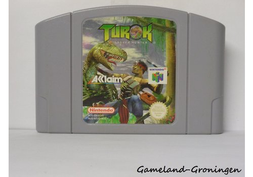 Turok Dinosaur Hunter (EUR)
