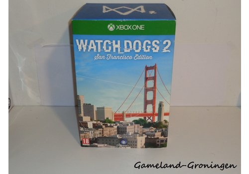 Watch Dogs 2 San Francisco Edition (Compleet)