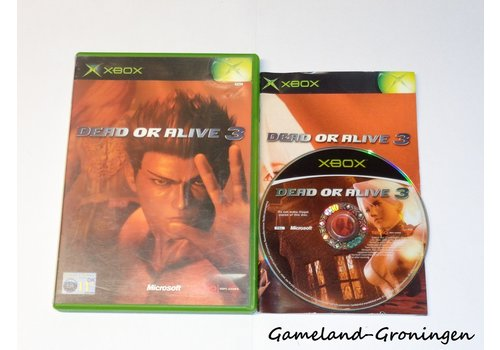 Dead or Alive 3 (Complete)
