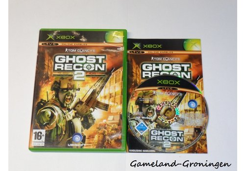 Tom Clancy's Ghost Recon 2 (Compleet)
