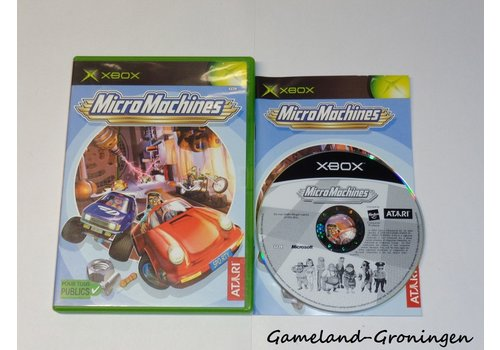Micro Machines (Complete)