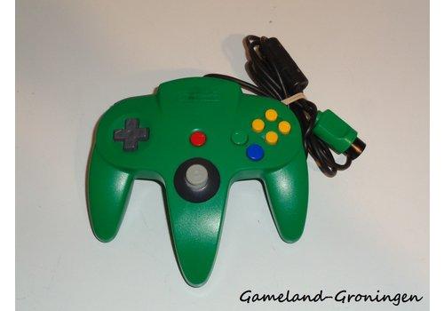 Originele N64 Controller (Groen)