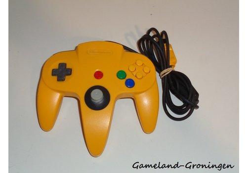Originele N64 Controller (Geel)