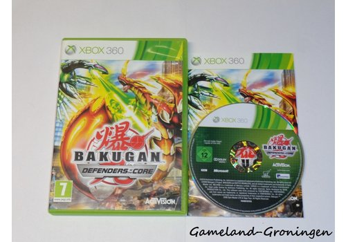 Bakugan Defenders of the Core (Compleet)
