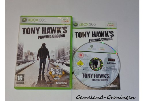 Tony Hawk's Proving Ground (Complete)