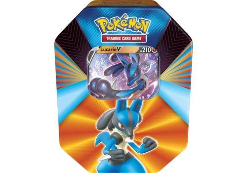 Pokémon TCG - Spring V Tin 2021 Lucario