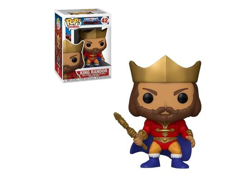 Masters of the Universe POP! - King Randor