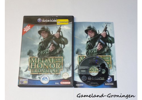 Medal of Honor Frontline (Complete, HOL)