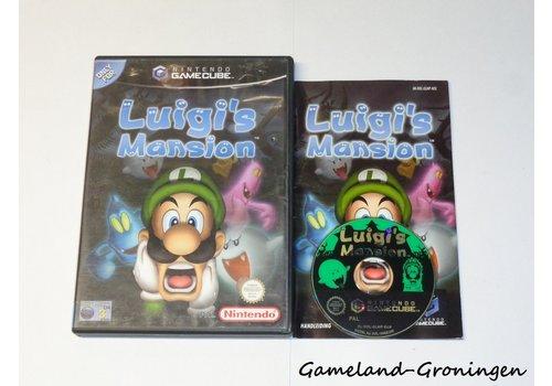Luigi's Mansion (Complete, HOL)
