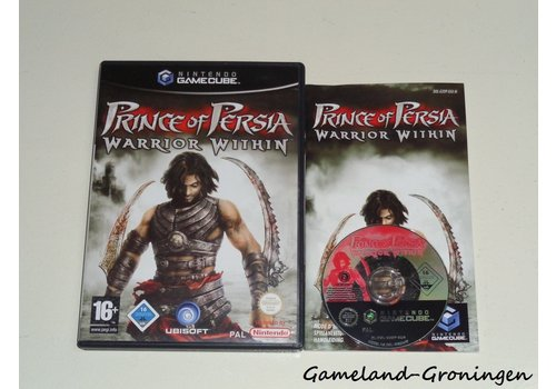 Prince of Persia Warrior Within (Complete, EUU)
