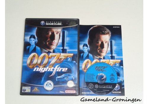 James Bond 007 Nightfire (Complete, HOL)
