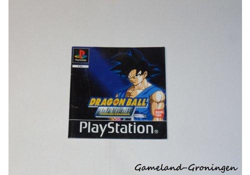 Dragon Ball Final Bout (Manual)