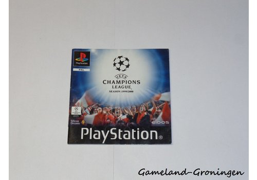 UEFA Champions League Season 1999/2000 (Manual)