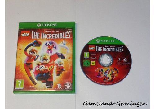 Lego The Incredibles (Compleet)