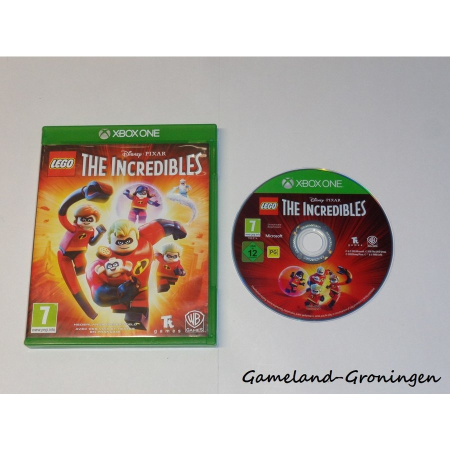 Lego The Incredibles (Complete)