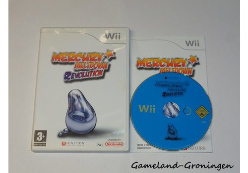 Mercury Meltdown Revolution (Compleet, FAH)