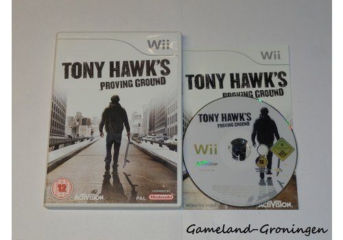 Tony Hawk's Proving Ground (Complete, UKV)