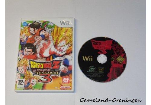 Dragon Ball Z Budokai Tenkaichi 3 (Boxed, FAH)