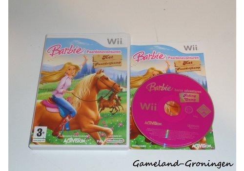 Barbie Paardenavonturen Het Paardrijkamp (Compleet, HOL)