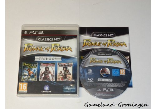 Prince of Persia Trilogy (Compleet)
