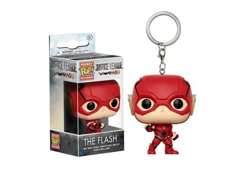 Justice League Pocket POP Keychain - The Flash
