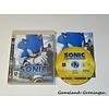 SEGA Sonic the Hedgehog (Compleet)