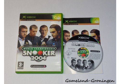 World Championship Snooker 2004 (Complete)