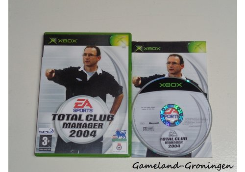 Total Club Manager 2004 (Complete)
