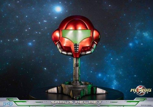 Metroid Prime - Samus Helmet Replica