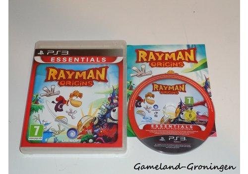 Rayman Origins (Compleet, Essentials)