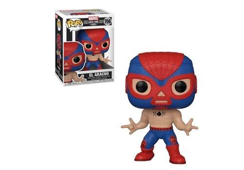 Marvel Lucha Libre POP! Spider-Man