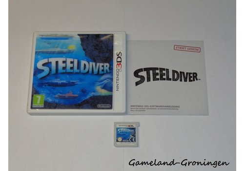 Steel Diver (Compleet, HOL)
