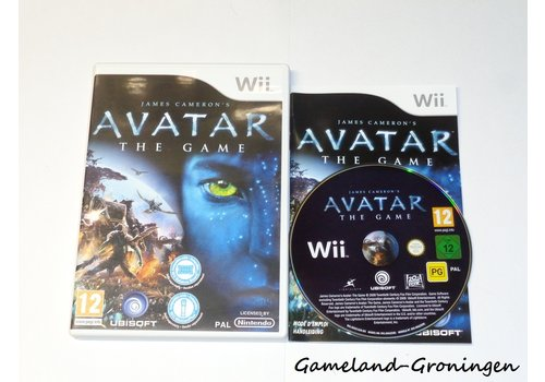 James Cameron's Avatar the Game (Complete, FAH)