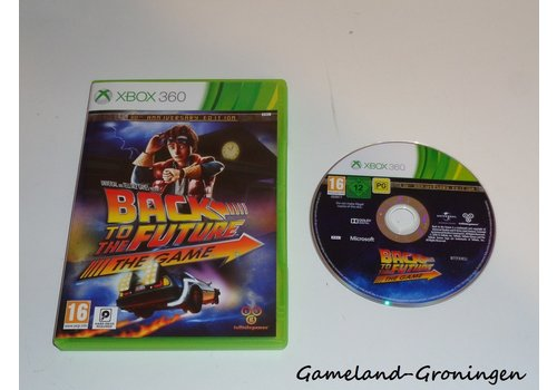 Back to the Future The Game 30th Anniversary (Compleet)