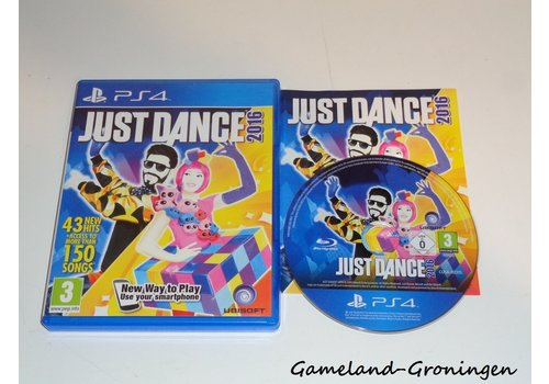 Just Dance 2016 (Complete)