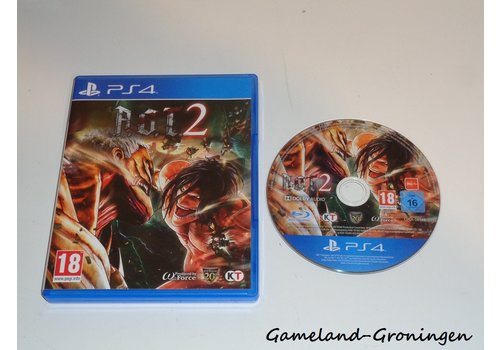 A.O.T. 2 (Attack on Titan 2) (Compleet)