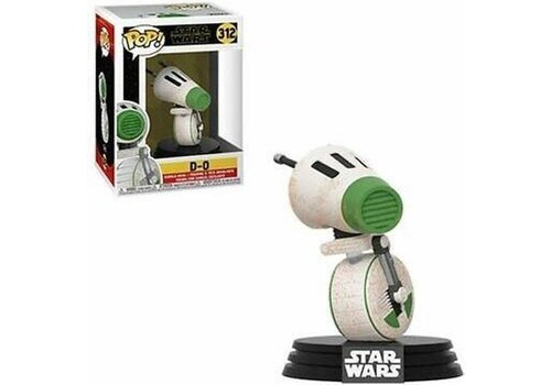 Star Wars Rise of Skywalker POP! - DO