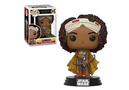 Star Wars Rise of Skywalker POP! - Jannah