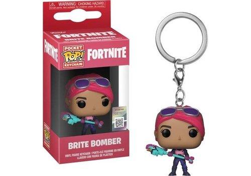 Fortnite Pocket POP Keychain - Brite Bomber