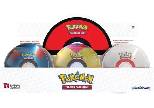Pokémon TCG - Pokeball Tin March 2021