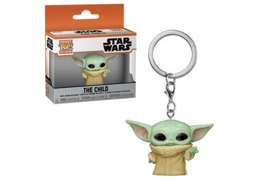 Star Wars The Mandalorian Pocket POP Sleutelhanger - The Child
