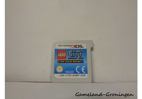 Lego City Undercover The Chase Begins (EUR)