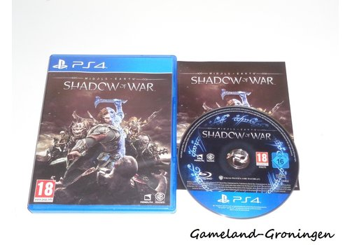 Middle-Earth Shadow of War (Complete)