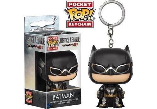 Justice League Pocket POP Sleutelhanger - Batman