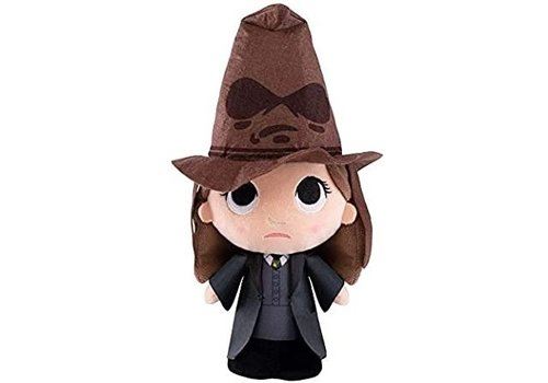 Harry Potter - Hermione with Sorting Hat Knuffel 27 cm