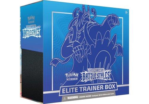 Pokémon TCG - Sword & Shield Battle Styles Elite Trainer Box Rapid Strike Urshifu