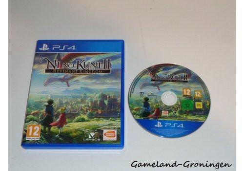 Ni No Kuni II Revenant Kingdom (Complete)