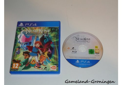 Ni No Kuni Wrath of the White Witch Remastered (Compleet)