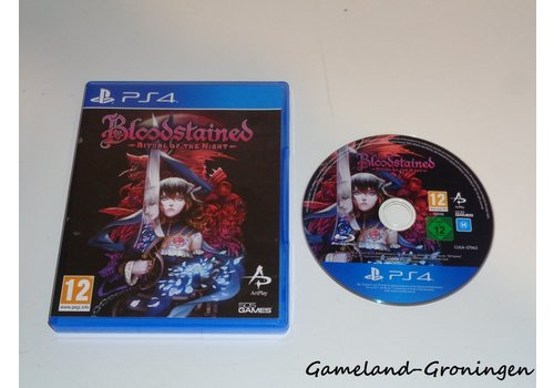Bloodstained Ritual of the Night (Compleet)